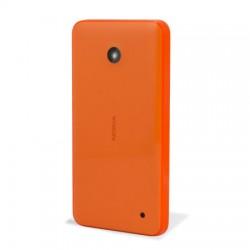Pouzdro CC-3079 Nokia Shell oranžové pro Lumia 630/365