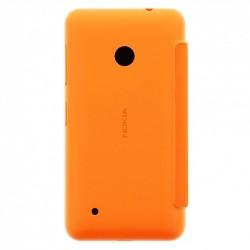 Nokia Flip Shell CC-3087 pro Lumia 530 oranžový