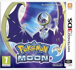 Pokemon Moon (2DS/3DS)
