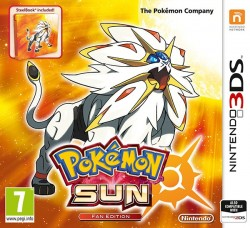 Pokemon Sun Steelbook Edition (2DS/3DS)