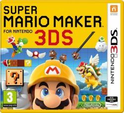 Super Mario Maker for Nintendo 3DS (2DS/3DS)