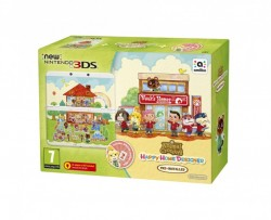 New Nintendo 3DS Animal Crossing HHD + Card Set