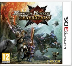 Monster Hunter Generations (2DS/3DS)