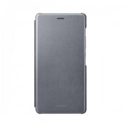 Huawei Flip Cover do P9 Lite szary