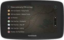 TomTom GO PROFESSIONAL 520 wifi EU