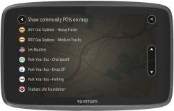 TomTom GO PROFESSIONAL 6250 EU wifi /lifetime Traffic