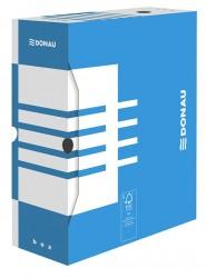 Donau archivační krabice A4/120mm modrá