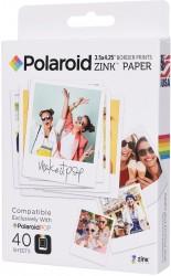 """Polaroid Zink 3,5x4,25"""" - instatní film POLAROID POP - 40 fotek"""