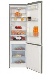Chladnička Beko CNA 29120 S stříbrná