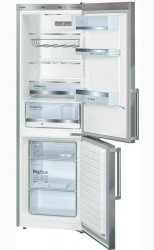 Chladnička Bosch KGE36AI32 inox