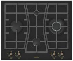Plynová varná deska GORENJE GW 65 CLB černá