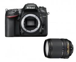 Nikon D7200 + 18-140VR