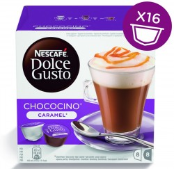 NESCAFÉ DOLCE GUSTO Chococino Caramel
