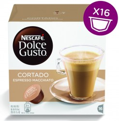 NESCAFÉ DOLCE GUSTO Cortado Espresso Macciato