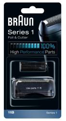 Náhradní planžeta BRAUN 11B (fólie a nůž) Series 800