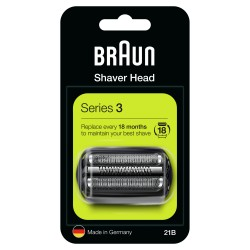 Braun Series 3 21B Combipack