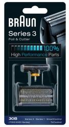 Náhradní planžeta BRAUN 30B (fólie a nůž) Series 3