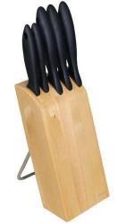 Fiskars 1004931 – sada nožů Avanti v dřevěném bloku 5 ks 837091