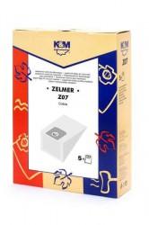 Sáčky K&M Z07 Zelmer 2000 5ks