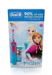 Oral-B D12 Kids Frozen
