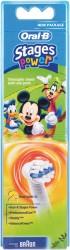 Náhradní kartáčky Oral-B EB 10-2 Kids Boy Mickey Mouse (2ks v balení)
