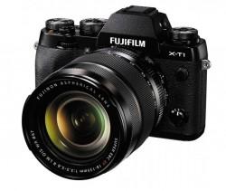 Fuji FinePix X-T1 + objektiv 18-135 černý
