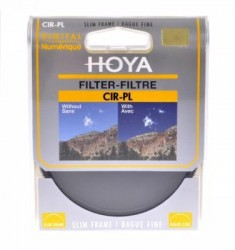 Cirkulární polarizační filtr Hoya M:72 slim