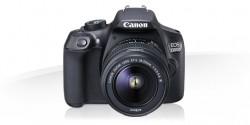 Canon EOS 1300D + obiektyw EF-S 18-55 IS II + akumulator LP-E10