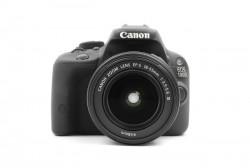 Canon EOS 100D + objektiv 18-55mm DC III černý