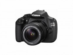 Canon EOS 1200D + objektiv EF-S 18-55 DC III
