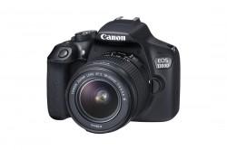 Canon EOS 1300D + objektiv EF-S 18-55 DC III