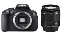Canon EOS 700D + objektiv 18-55mm DC III
