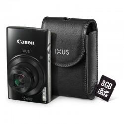 "Canon IXUS 182 černý ""Essential Kit"""