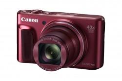 Canon PowerShot SX720 HS červený