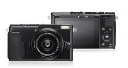 Fuji FinePix X70 černý