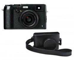 Fuji FinePix Fujifilm X100T černý + pouzdro černé
