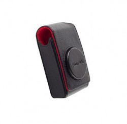 Fuji kožené pouzdro pro foťáky série XF/XQ/AX a F, černé