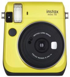 Fuji Instax Mini 70 žlutý