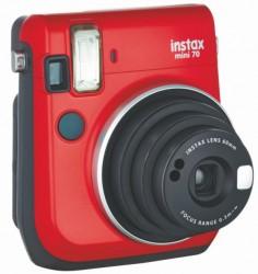 Fuji Instax Mini 70 červený