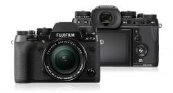 Fuji FinePix X-T2 + objektiv 18-55 černý