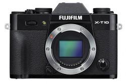 Fuji FinePix X-T10 tělo černý