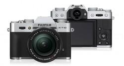 Fuji FinePix X-T10 + objektiv 18-55 F/2.8-4 stříbrný