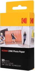 "Kodak ZINK Paper 2x3"" – film pro Kodak Printomatic - 20 fotek"