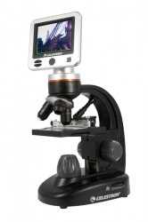 Mikroskop Celestron digitální s LCD