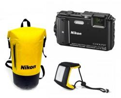 Nikon CoolPix AW130 černý - sada Diving