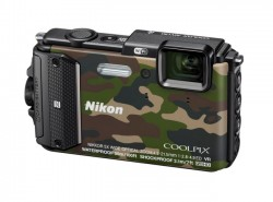 Nikon CoolPix AW130 kamuflážní