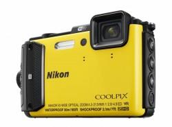 Nikon CoolPix AW130 žlutý