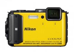 Nikon COOLPIX AW130 žlutý - sada Diving