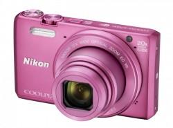 Nikon CoolPix S7000 růžový