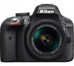 Nikon D3300 + objektiv AF-P DX 18-55 černý